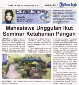 contoh artikel koran beasiswa unggulan