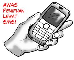 SMS-Penipuan